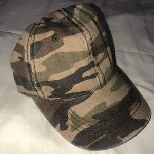 LUCKY BRAND CAMO HAT